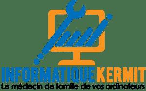Logo d'Informatique Kermit, le médecin de famille de vos ordinateurs